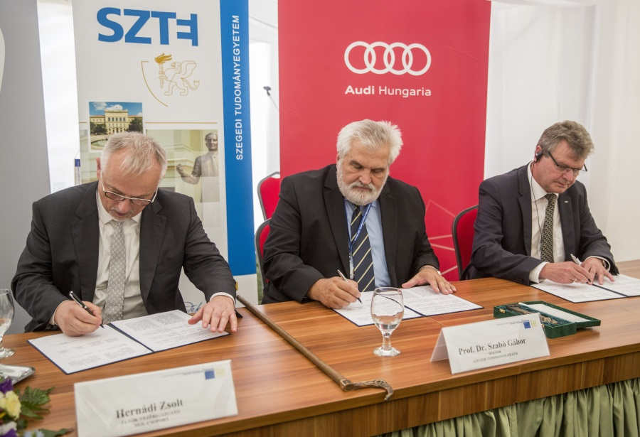 Renewable Fuels Deal Signed In Szeged