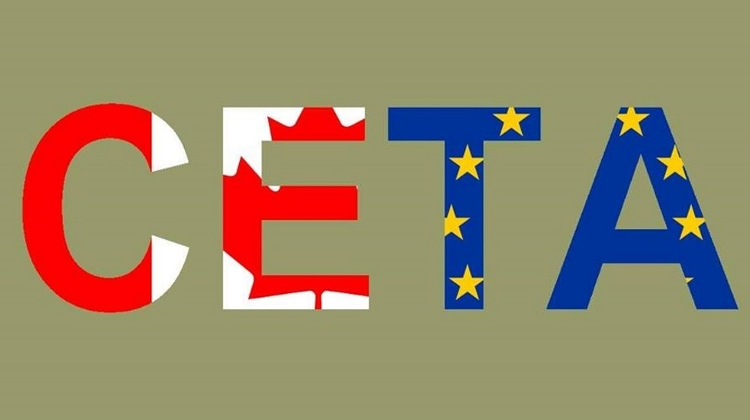 'CETA: Opportunities For Canada & CEE For Business Cooperation', Institute For Foreign Affairs & Trade, 3 September