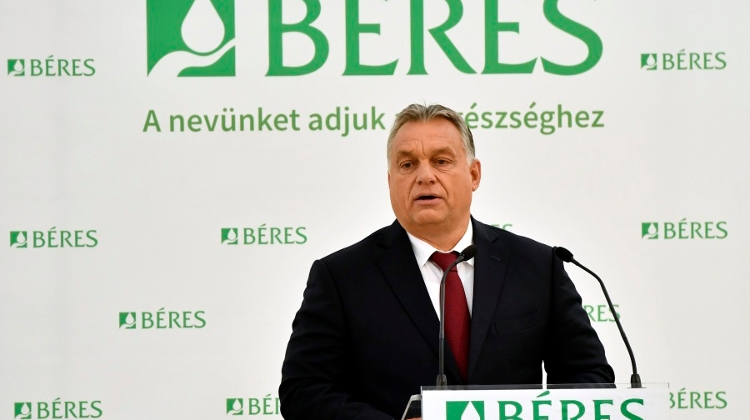 Pharmaceutical Industry Key Sector In Hungary Says PM Orbán