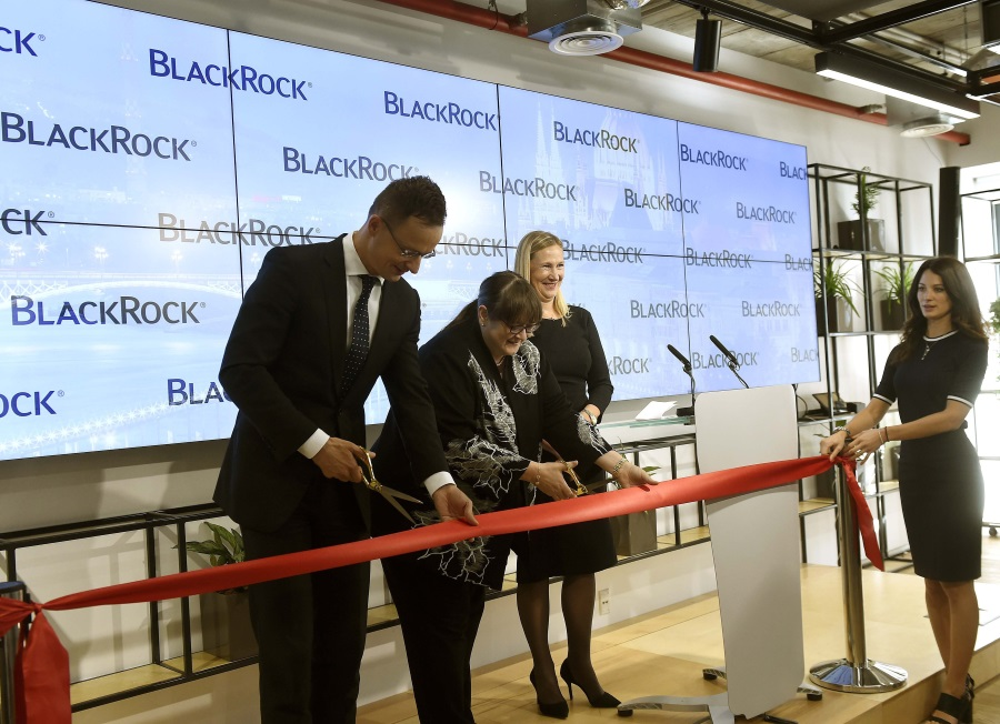 Video: BlackRock Inaugurates Innovation Centre In Budapest