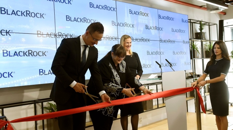 BlackRock Inaugurates Innovation Centre In Budapest