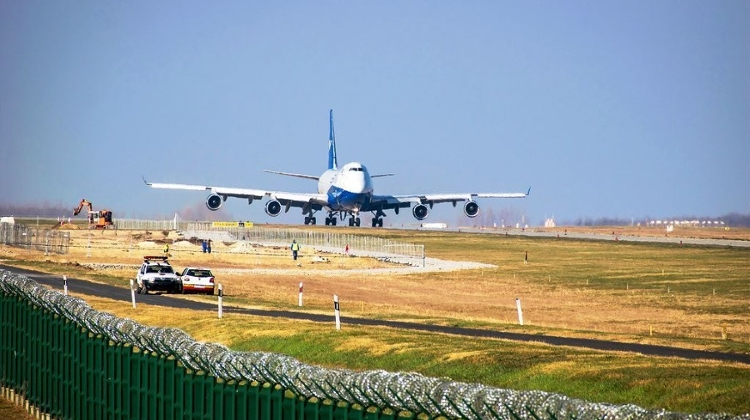 Cargo Flies High At Budapest Airport