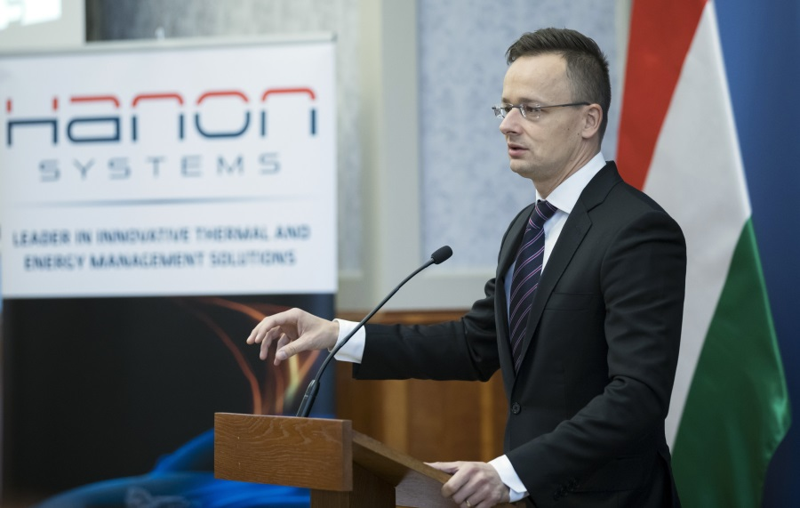 Video: Hanon Systems To Invest HUF 36.7 Bn In Hungary