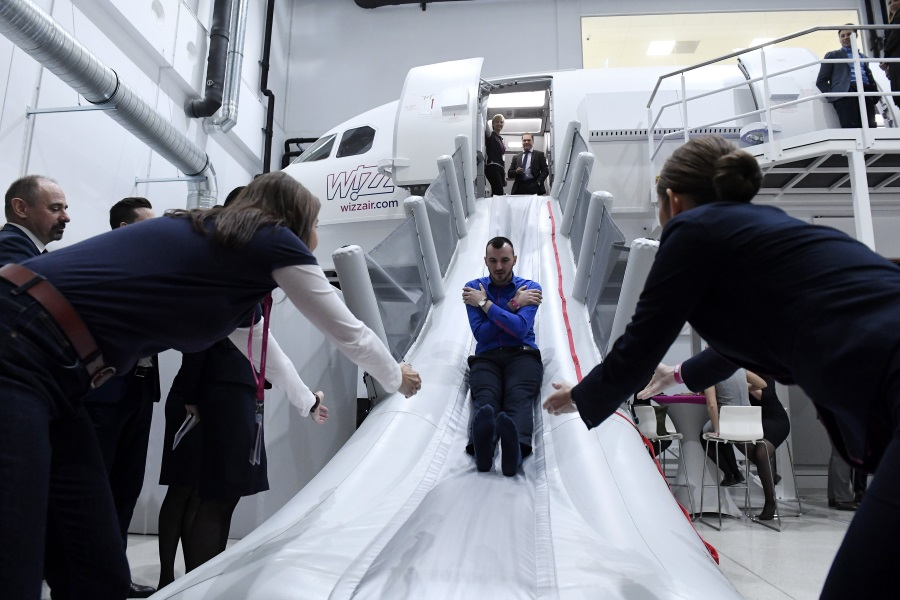 Wizz Air Opens 30 Million Euro Training Centre In Budapest