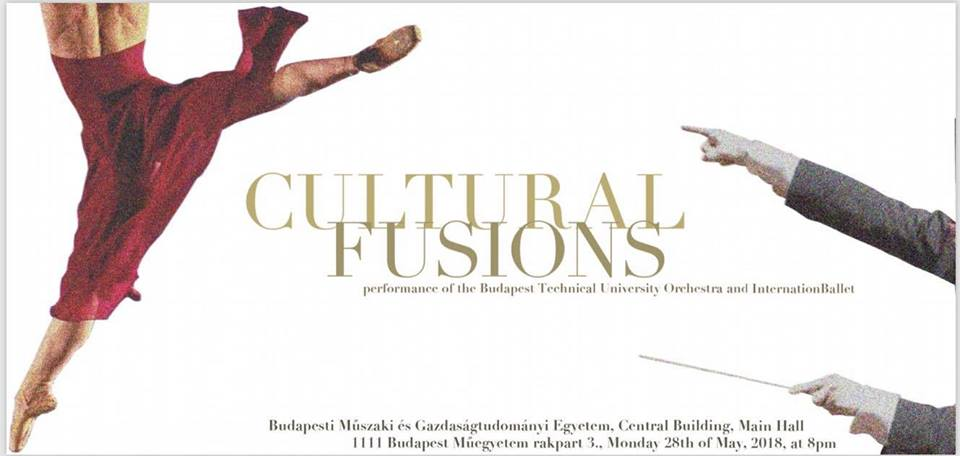 'CulturalFusions', Ballet & Art Bring The World To Budapest, 28 May