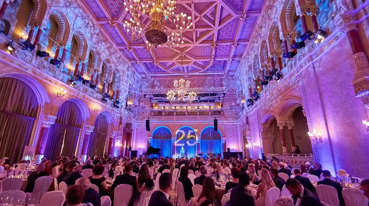 German Business Club Ball, Vigadó, 26 May
