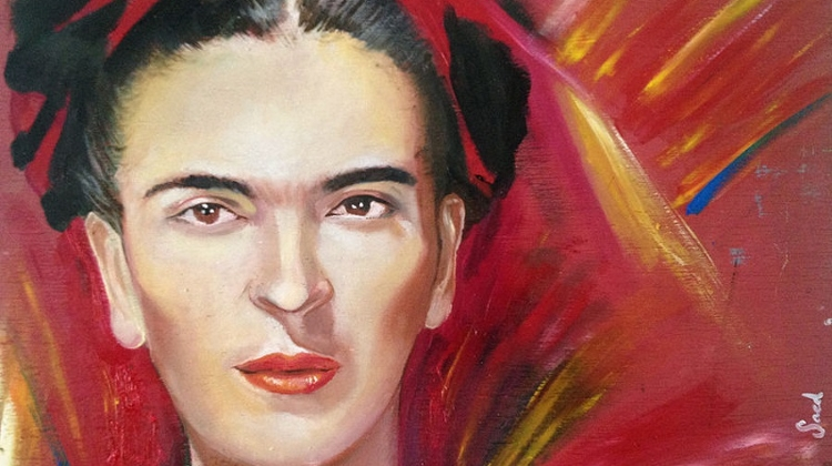 Frida Kahlo Exhibition, Hungarian National Gallery