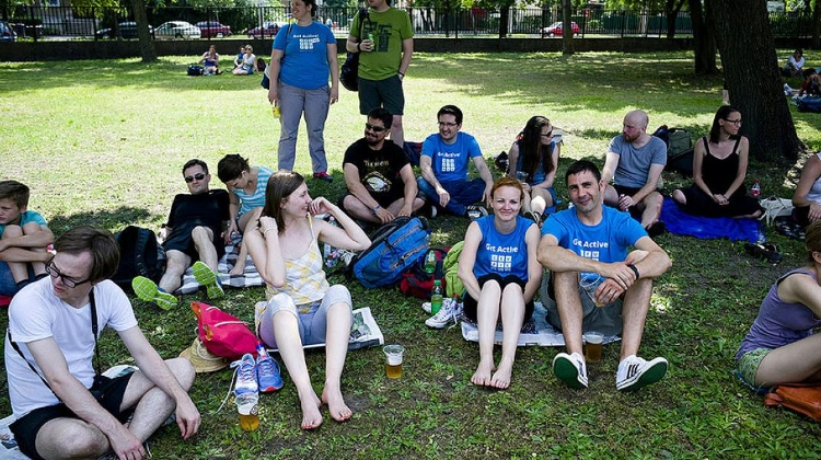 'CEU Picnic', SOTE Sport Center, 26 May