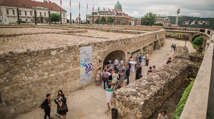 'V4 Art Connects' Exhibition, Buda Castle District