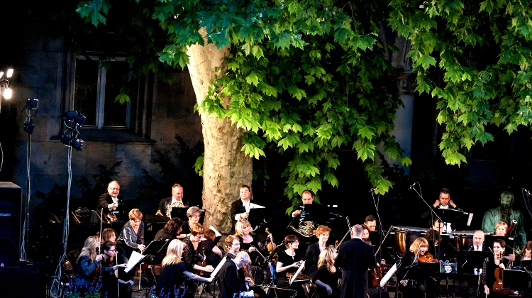 Vajdahunyad Castle Summer Music Festival, 2 July – 2 August
