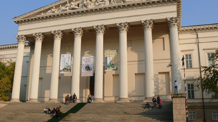 'Night Of The Museums' @ Hungarian National Museum, 23 June