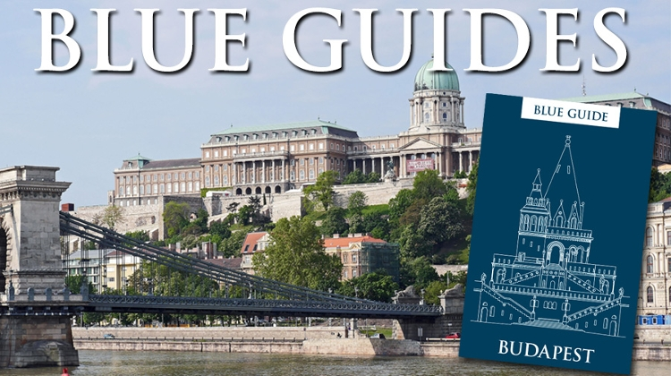 Out Now: 'Blue Guide Budapest' New Edition, By Local Expat Annabel Barber