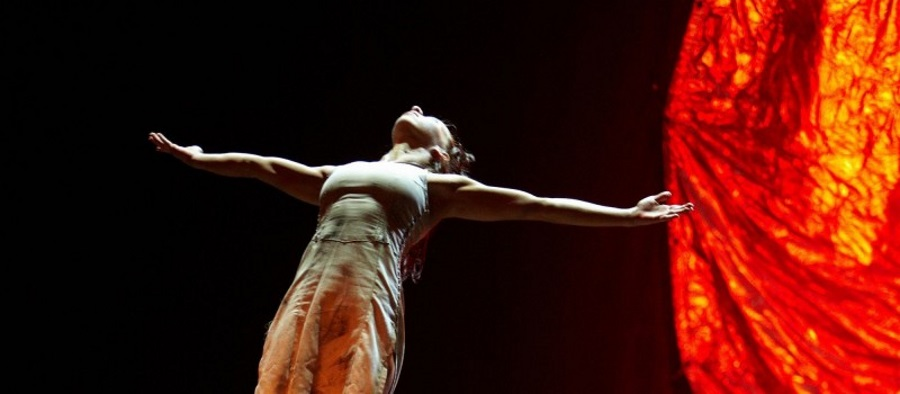 Szeged Contemporary Dance Company: 'Carmina Burana', Mupa, 9 September