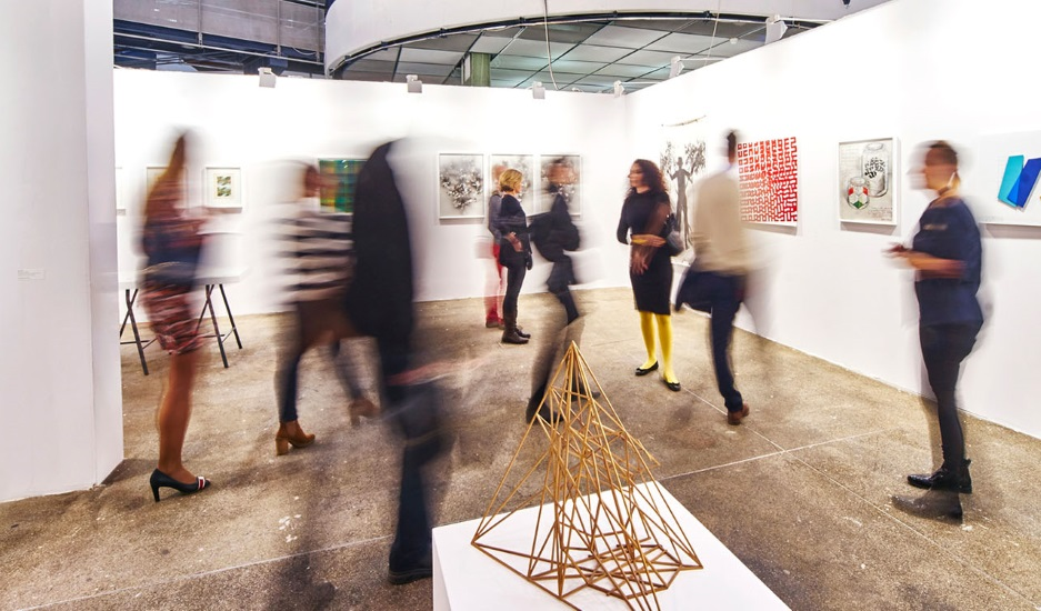 Video: Art Market Budapest, 11 – 14 October