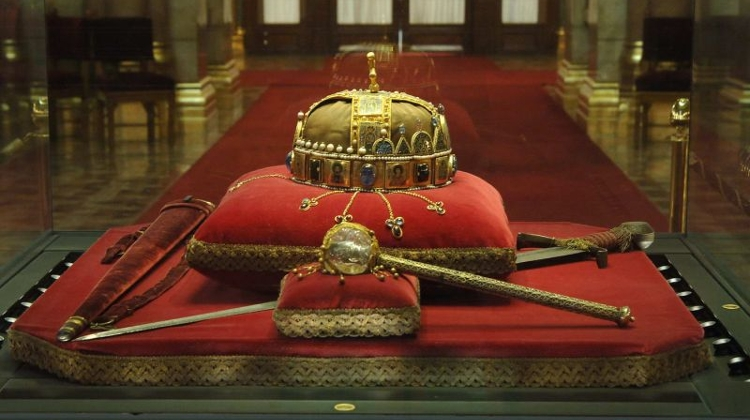 Visiting Parliament To See Hungary's Holy Crown - Special Viewing On August 20th