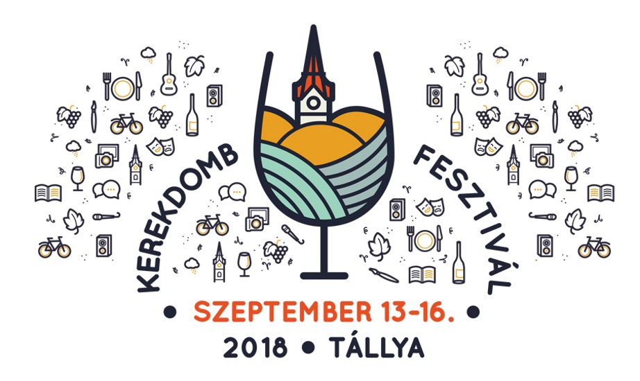 Kerekdomb Festival, Tokaj Wine Region, 13 – 16 September