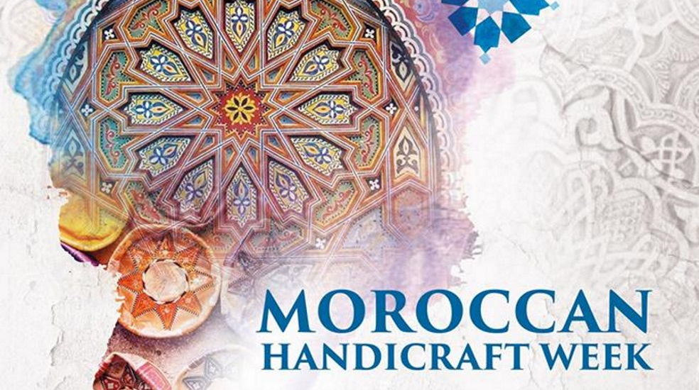 Moroccan Cultural and Handicraft Week