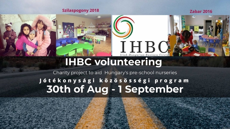 IHBC Volunteering @ Welsey János Nursery, 30 August