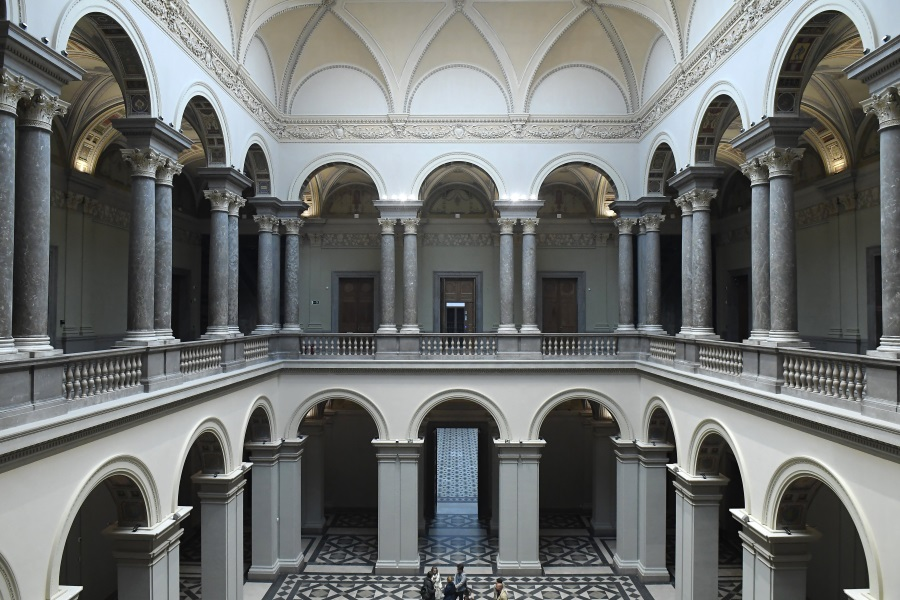 Museum Of Fine Arts Reopens On 31 Oct