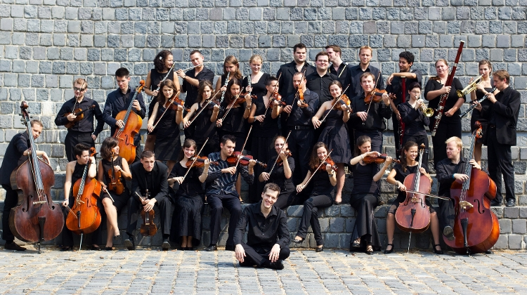 Charity Concert Of Medic Orchestra, Liszt Academy, 29 October