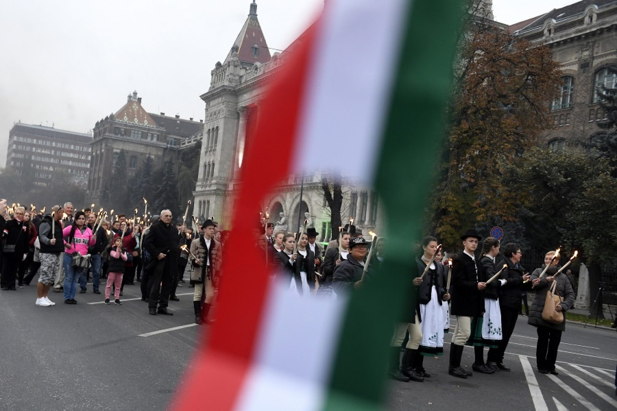 Official Events Schedule For Hungary's 'October 23 Holiday'