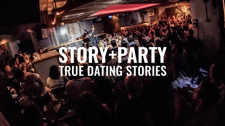Story Party Budapest, Brody Studios, 2 November
