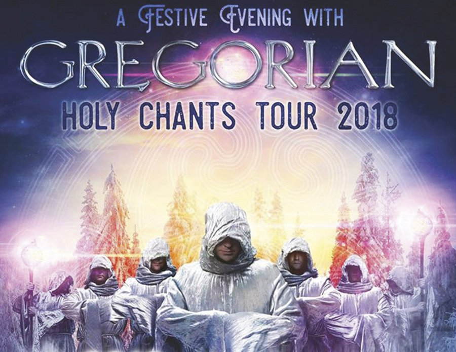 Gregorian: Holy Chants Tour
