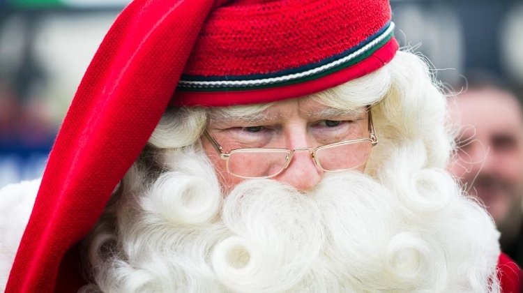 'Real Santa Claus' Is In Hungary Again