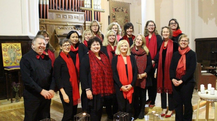 Vox Mundi 'Holiday Concert', Budapest, 9 December