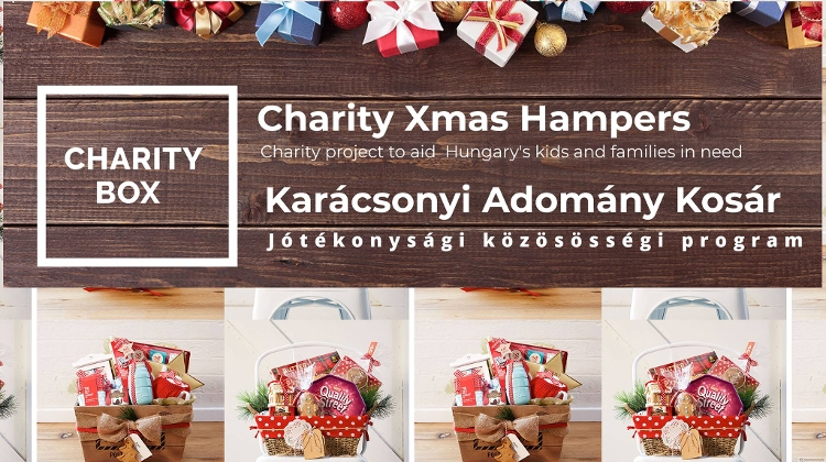 'Charity Box' -  Xmas Hamper For Hungarian Children