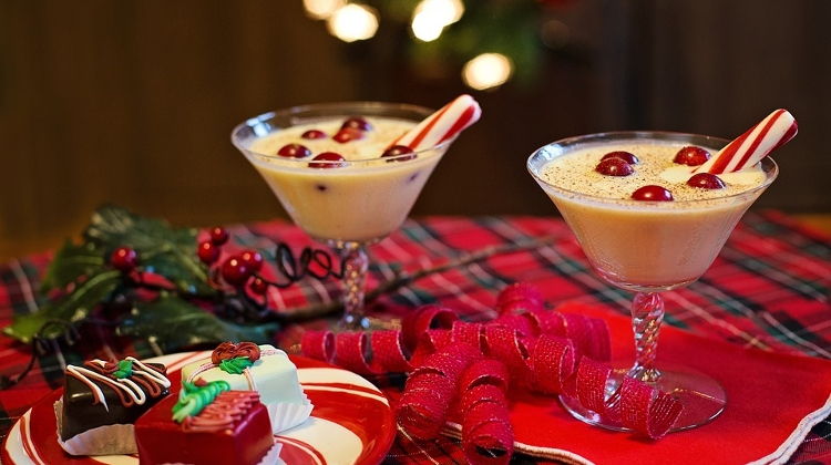 Community Matters: Eggnog In Budapest