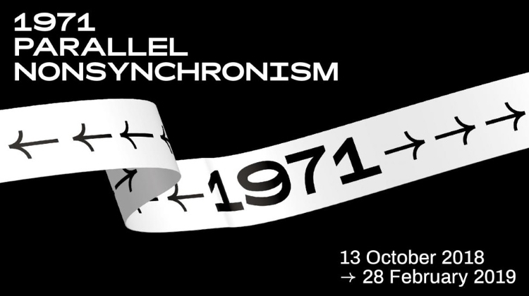 '1971 – Parallel Nonsynchronism' Exhibition, Kiscelli Museum Budapest