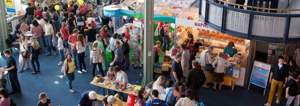 'International Book Festival', 19 – 22 April