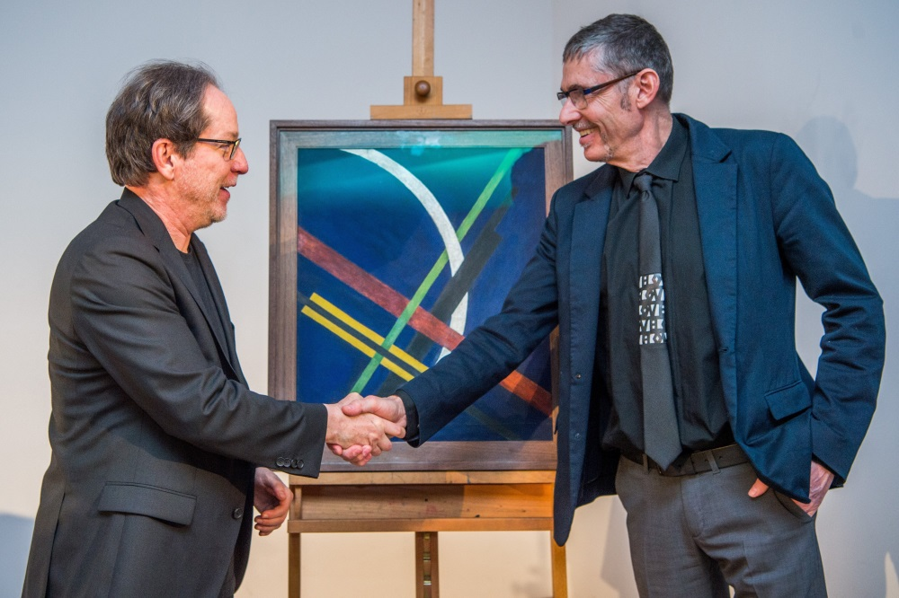 Valuable Moholy-Nagy Painting Donated To National Gallery