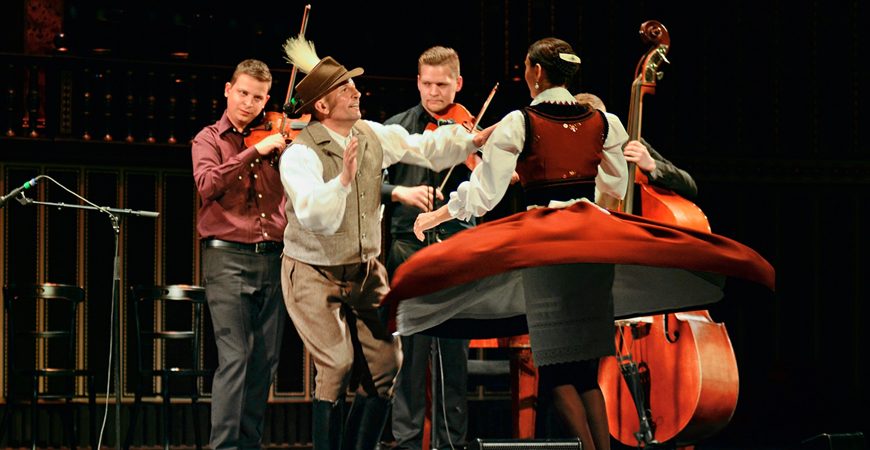 'Folk Dance Day', Liszt Academy, 4 May