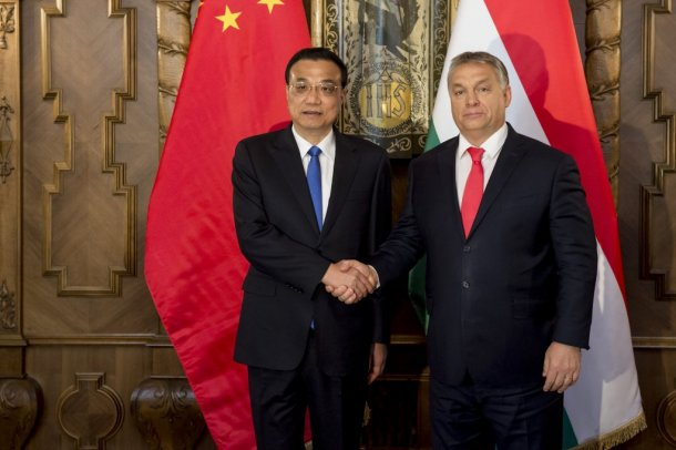 Hungary Refuses To Attack China