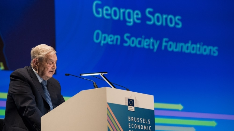 Video: OSF Considering Quitting Budapest - Awaiting 'Stop Soros' Law Outcome