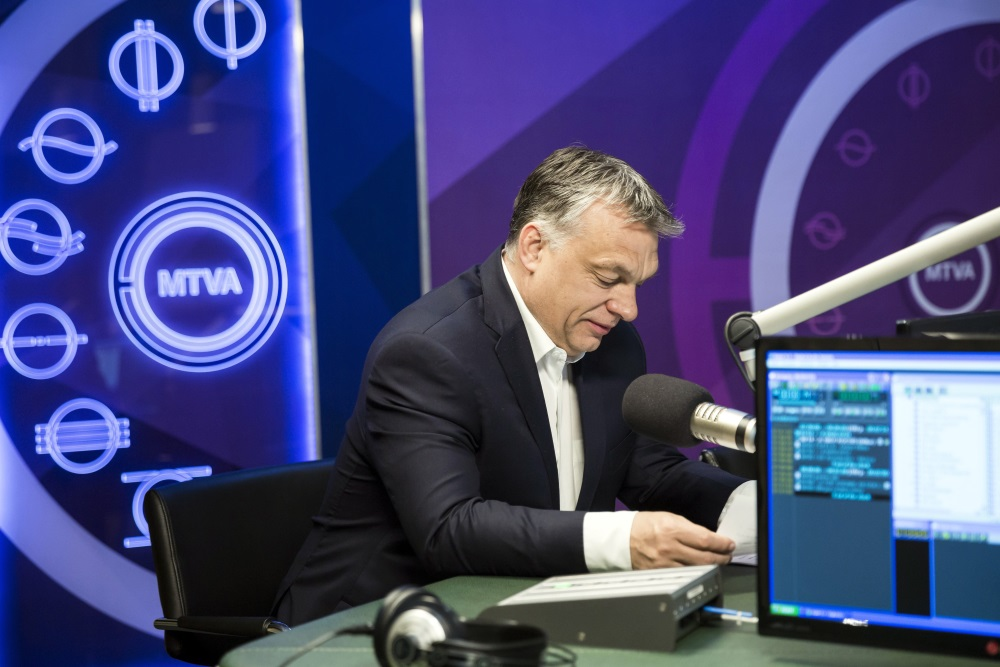 Orbán European Parliament Has Pro-Migrant Majority For Now
