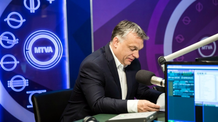 PM Orbán: Soros Behind Attempt To Expel Fidesz From EPP