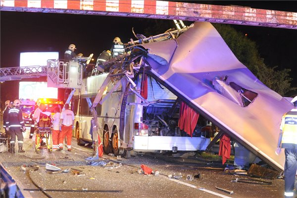 Police Take Bus Driver In Airport Road Accident Into Custody