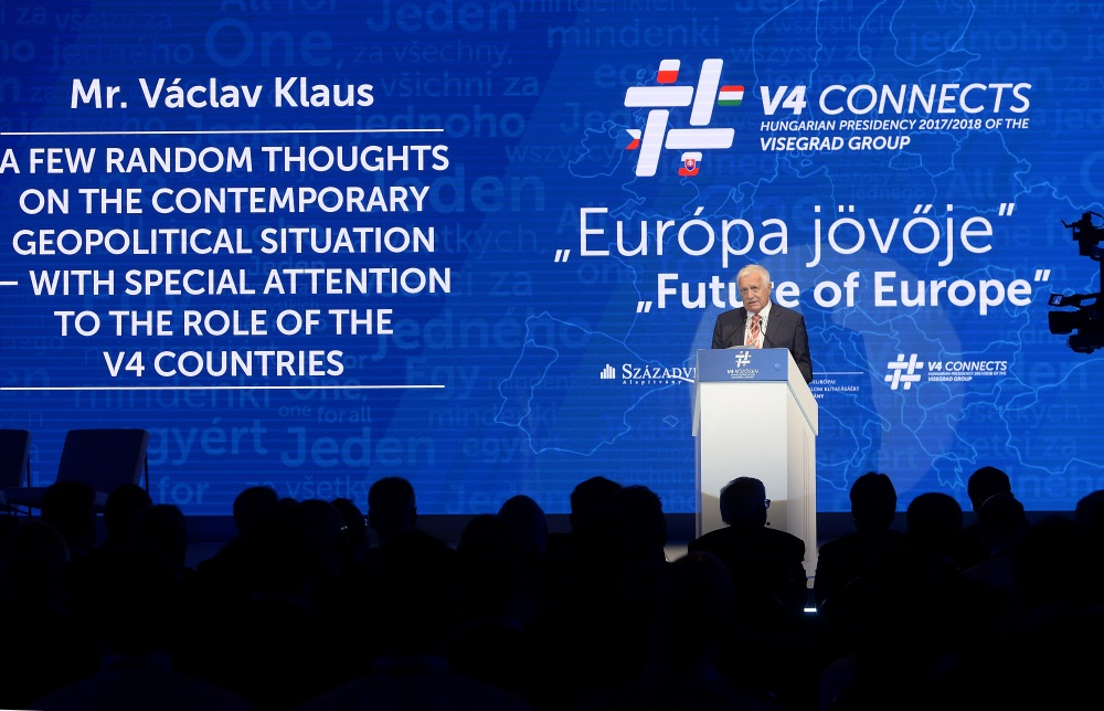'Future Of Europe' Conference Held In Budapest On 23 - 24 May
