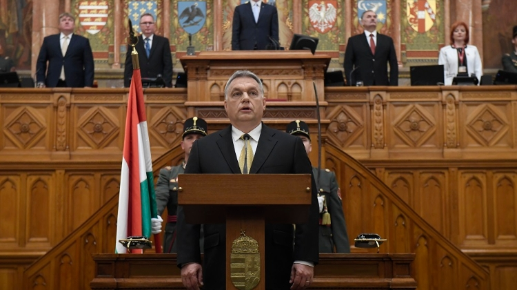 Orbán Outlines Plans For Next 12 Years