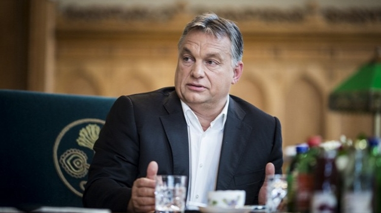 PM Orbán: 'Moral Duty' To Pass 'Stop Soros'