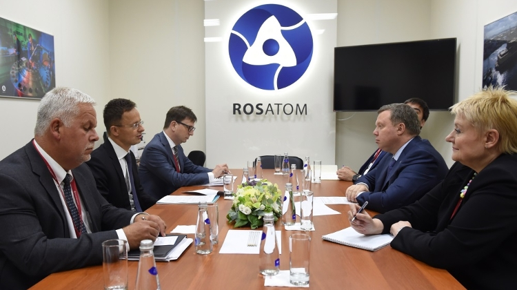 Hungary Reaches Deal With Gazprom On Gas Deliveries