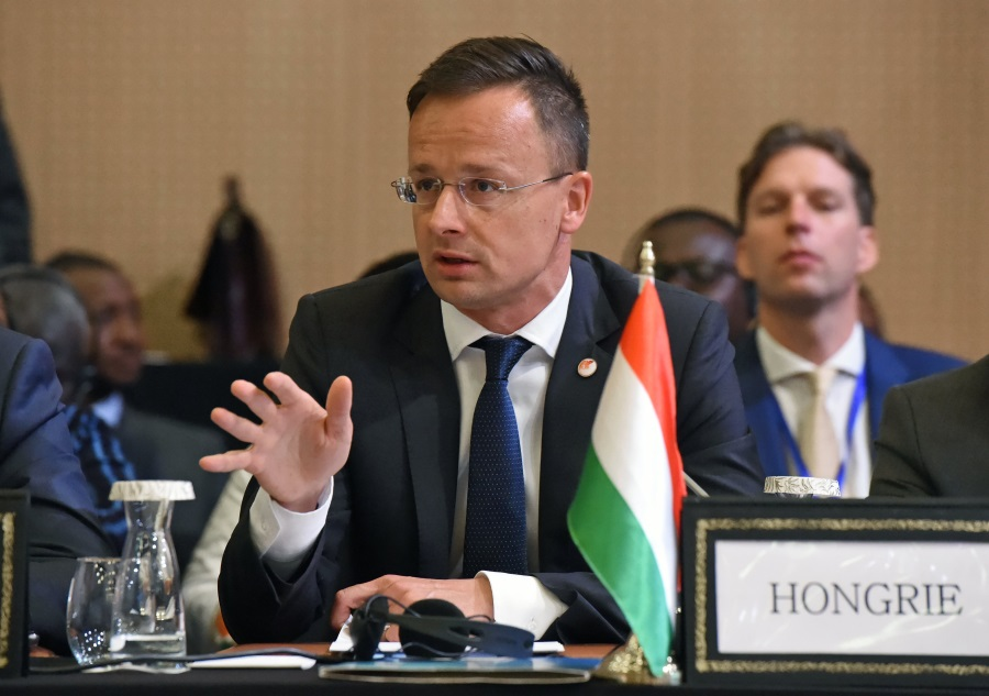 FM Szijjártó: Linking EU Funding To Rule Of Law 'Fiction'