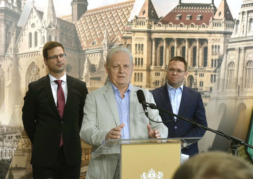 Government & Budapest To Build Closer Cooperation