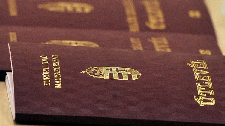 Hungarian Passport Fraud Concerns U.S. Gov't
