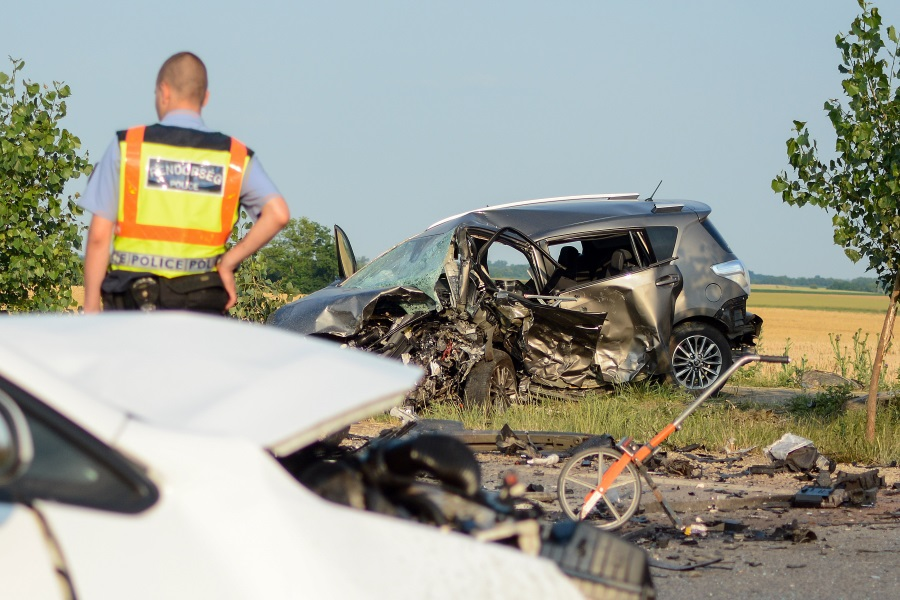 More Road Accidents This Year