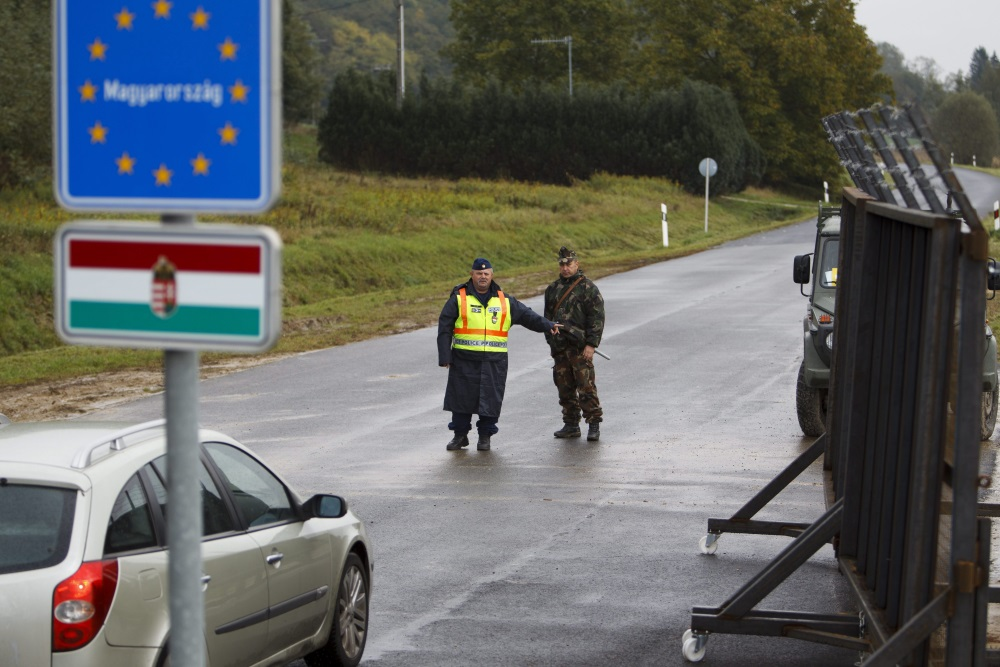 British National Charged With Human Smuggling In Hungary