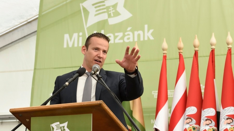 Former Jobbik Leaders To Create New 'Far Right' Political Party